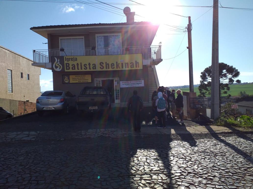 Doações em Ponta Grossa